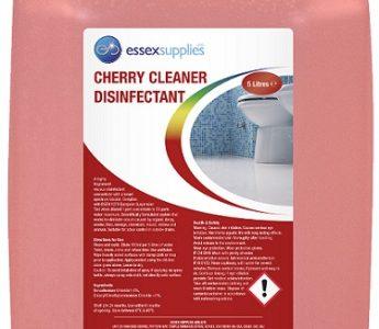 Essex Supplies Cherry Cleaner Disinfectant 5L (004)