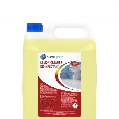 Essex Supplies Lemon Cleaner Disinfectant 5L