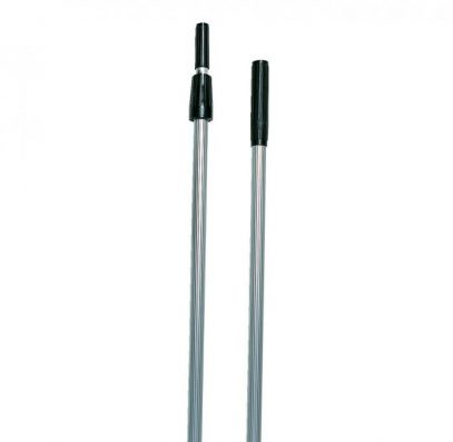2 section telescopic Pole 213 to 401cm