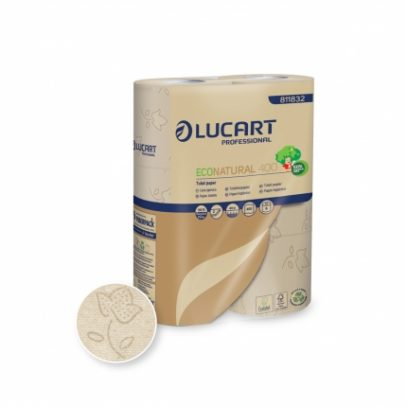 EcoNatural 400 toilet rolls